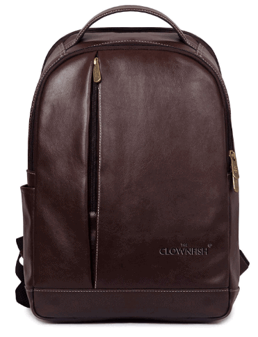 Clownfish-Leather-Mature-Backpack